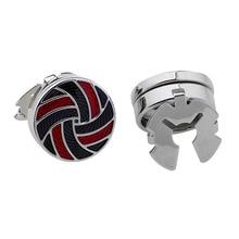 Boutons de manchette français casquettes à la mode hommes unisexe cadeaux haut de gamme mariage affaires Banquet quotidien chemise accessoires boutons ronds casquette