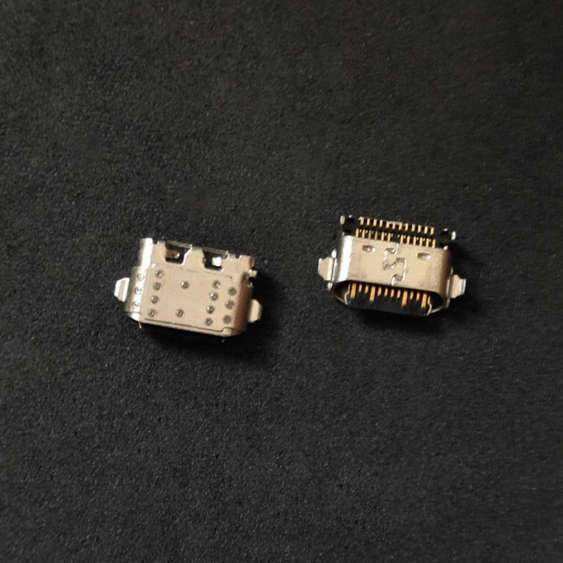 USB de carga del cargador de carga muelle Puerto conector de clavija para Lenovo Z5 L78011