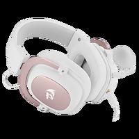Проводная игровая гарнитура Redragon H510 Zeus 2 со съемным микрофоном, 7,1 градусов