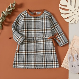 Baby / Toddler Classic Plaid Dress