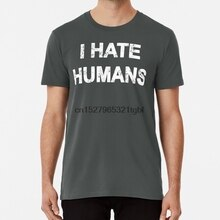 I Hate Humans Camping T shirt i hate humans selling recent trending safari lion sunset humor wildlife walker