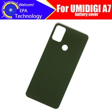 6.49 inch UMIDIGI A7 Battery Cover 100% Original New Durable Back Case Mobile Phone Accessory for UM