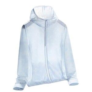 K3NF Women Summer UPF 50+ Sun Protection Jacket Hooded Cooling Shirt Zip Up Long Sleeve Hiking Camouflage Print Sunblock Coat