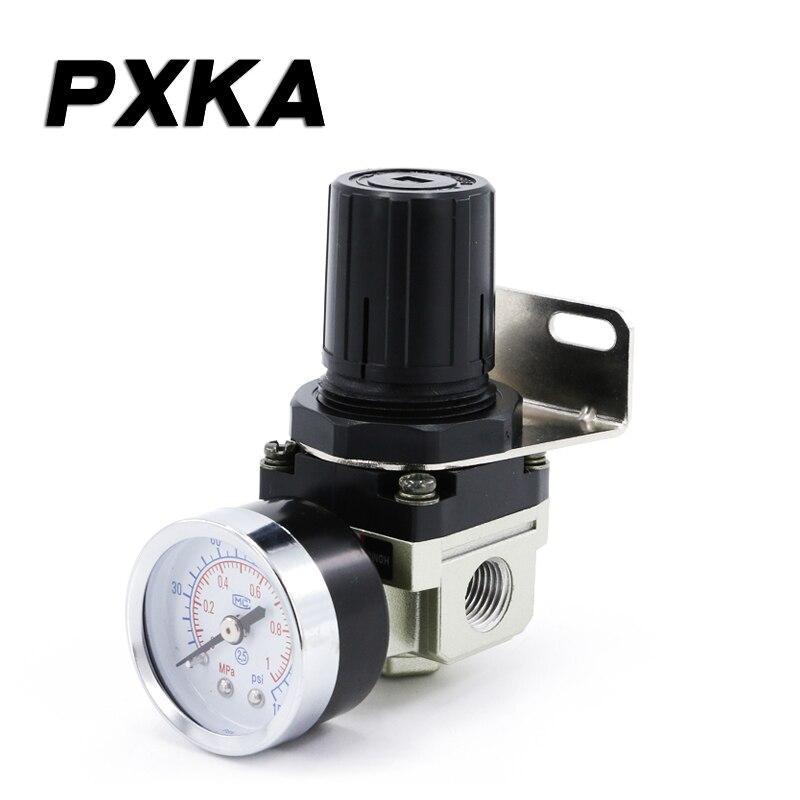 Compresor de aire válvula Reguladora de presión de aire, con regulación de presión, neumático ar2000 válvula Reguladora de presión de aire, envío gratis