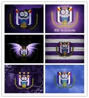 new arrival 5d diy diamond painting football anderlecht logo team icon crystal embroidery cross stitch mosaic gift home decor