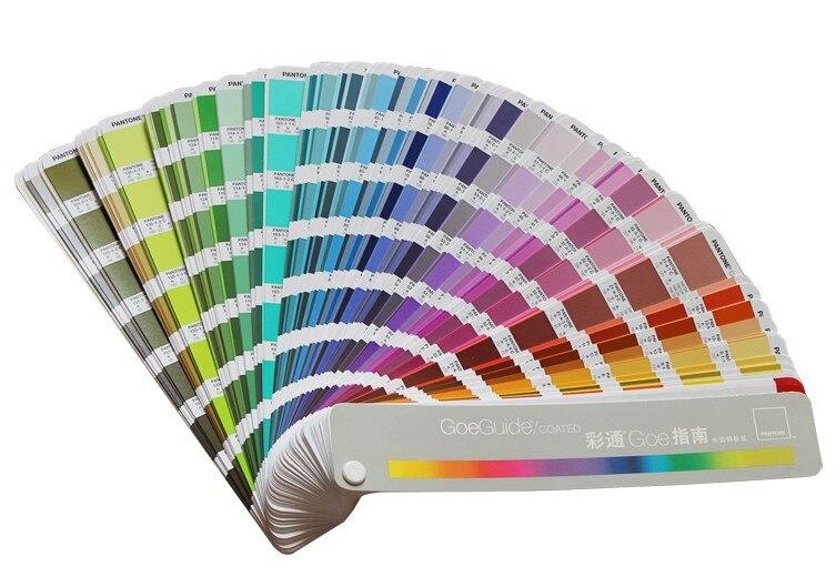 أصليّ كولورواي لون بطاقة goe لوح نحاسي ورقة صينيّ نسخة c بطاقة goe لون بطاقة 2058 لون