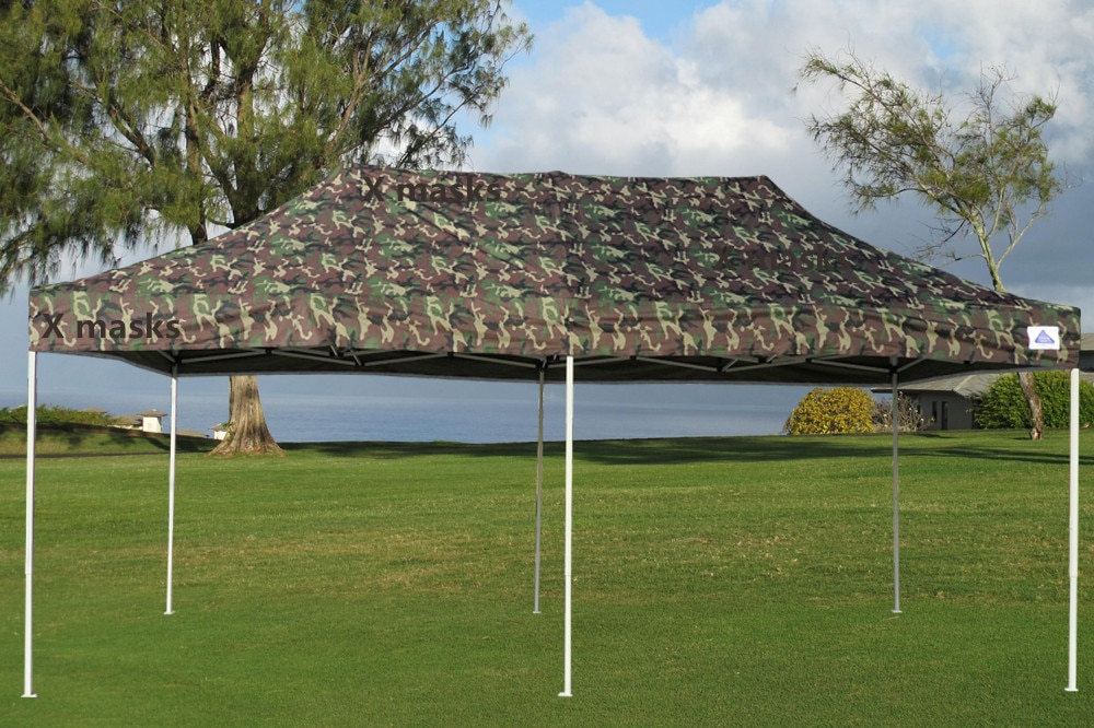 Partido dosel tienda Gazebo techo blanco impermeable jardín marquesina exterior toldo sombra Pawilon Pop grande plegable grande carpas para coche 3