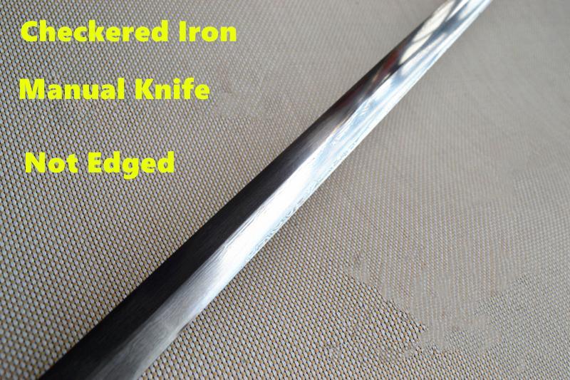 Brass Metal Flute Xiao  Sword F Key Tai Chi Bodybuilding Flauta Martial Arts Transverse Flute Self-defense Weapon enlarge