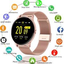 LIGE 2020 New Smart Watch Women Men Heart Rate Blood Pressure Information Remind Sport Multifunction