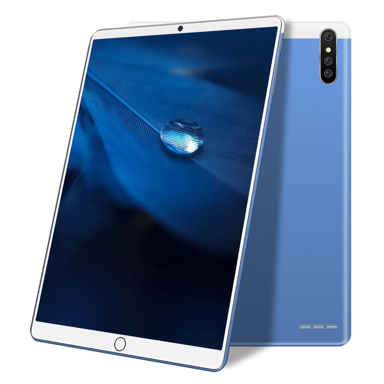 مبيعات مميزة جهاز لوحي بشاشة 10.1 بوصة وشبكة 5G مع بطارية 8600 مللي أمبير في الساعة وقدرة 10 + 512 جيجابايت ونظام أندرويد 10.0 بقدرة 3200 واط + 1600 واط إصدار...