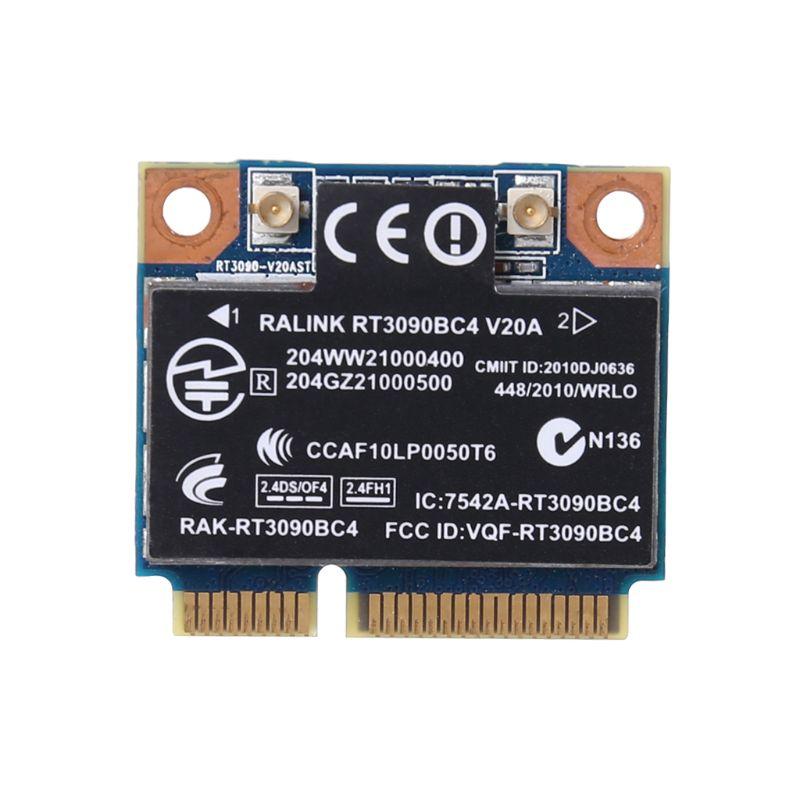 WiFi inalámbrico tarjeta Bluetooth 3,0 de 4520 WiFi Mini PCIexpress para HP RT3090BC4 ProBook M0XE