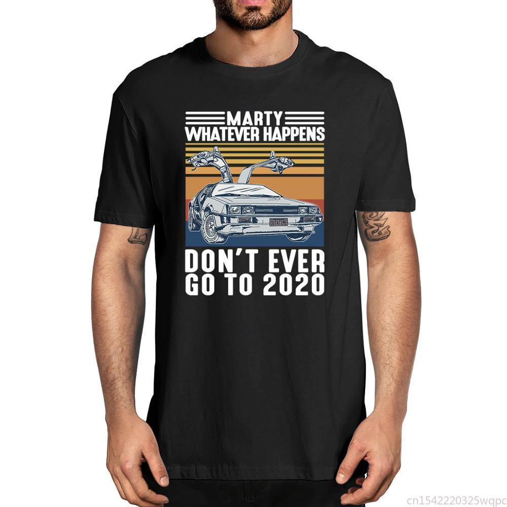 Марти, что бы ни произошло, никогда не идти в винтажную мужскую футболку, уличная одежда