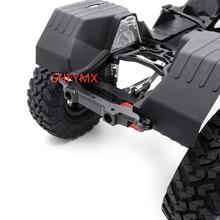 Aluminum Rc Car Rear Bumper For Axial scx10 iii AX103007 Upgrade Part