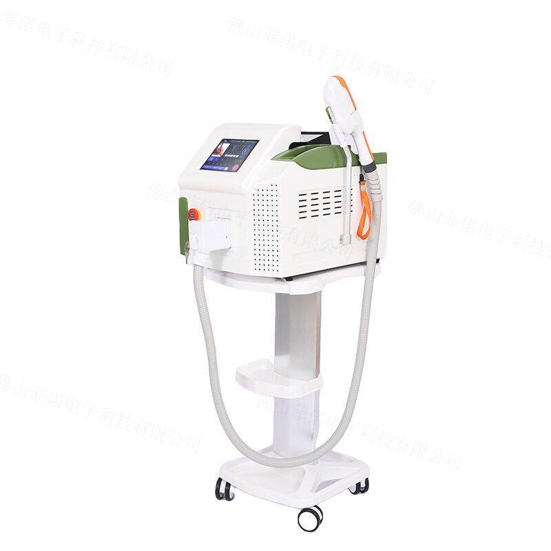 Multifunctional Beauty Machine Spa Equipment DPL IPL Freckle Rejuvenation Hair Removal Instrument Ce