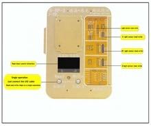 WL LCD affichage capteur lumière et Vibration réparation pour restaurer les données lire et écrire programmeur pour iPhone 7 7 plus 8 X