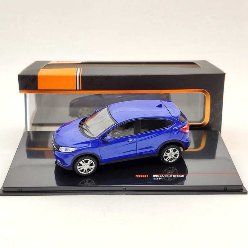 ixo 1 43 for v ksw gen polo classic 1996 diecast models collection limited edition auto toys car gift red IXO 1/43 For H~DA HR-V 2014 MOC204 Diecast Models Limited Edition Auto Toys Car Collection Gift