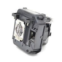 Лампа проектора с корпусом ELPL61/V13H010L61 для Eps0n
