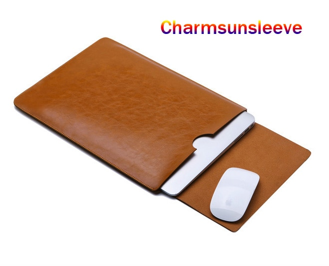 Maus Pad Pouch Notebook Fall Für ASUS VivoBook 14 X420FA X412FA X412DA X403FA X405UA Fall Mode Laptop Sleeve Leder Tasche