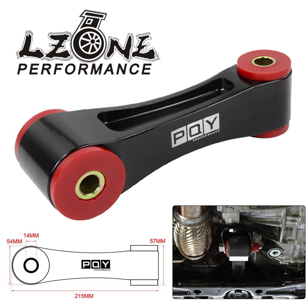 LZONE - 85A Alu & Poly montaje del motor trasero para 2016-2018 Honda Civic 1,5 T SI tipo-r FC/FK8 AT/MT CON JR-TSB07 de logotipo PQY