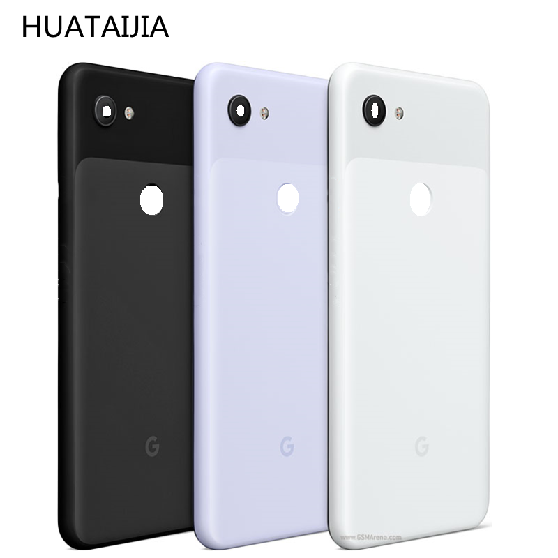 6.0 inch For Google Pixel 3a xl Original Back CASE Google Pixel3a xl door Rear Housing Google Pixel 3axl battery cover