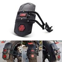 Moto Accessories Motorcycle Rear Fender Bracket Motorbike Mudguard For Honda Ninja ER6N 250 300R 300 250R 400R KX65 KX85 KX125