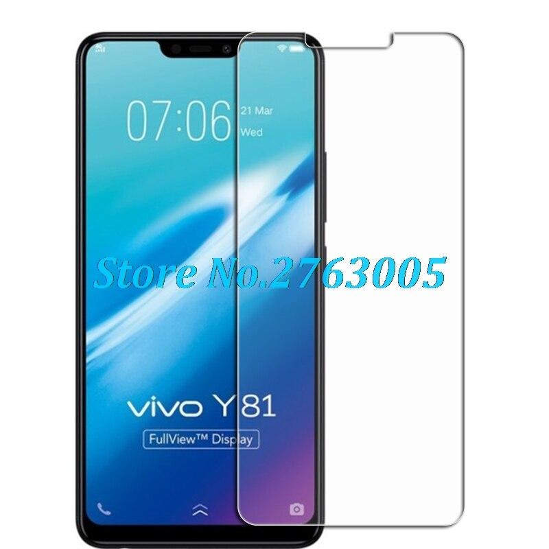Tempered Glass For vivo Vivo Y81 Y83 1808, 1803, V1732A 6.22