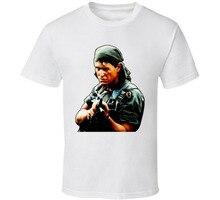 Platoon Barnes Army Movie T Shirt Men Women Tee Shirt funny O Neck Tops