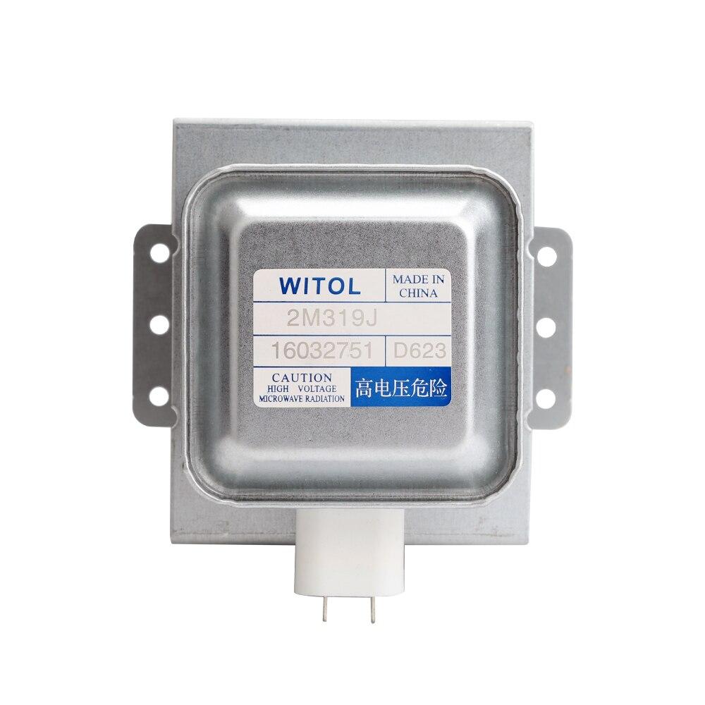 Forno de microondas magnetron witol 2m319j conversão freqüência magnetron cabeça para midea galanz microondas peças
