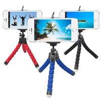 Гибкий штатив-Осьминог для камеры Gopro, держатель для телефона, аксессуары для смартфонов