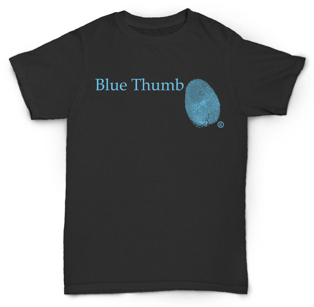 Azul polegar t camisa do vintage jazz alma registro motown funk discos lp ska dj