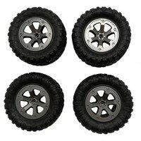4 шт. обновленные запасные части для гусеничных колес для 1/16 WPL B14 C24 военный грузовик аксессуары для радиоуправляемых автомобилей