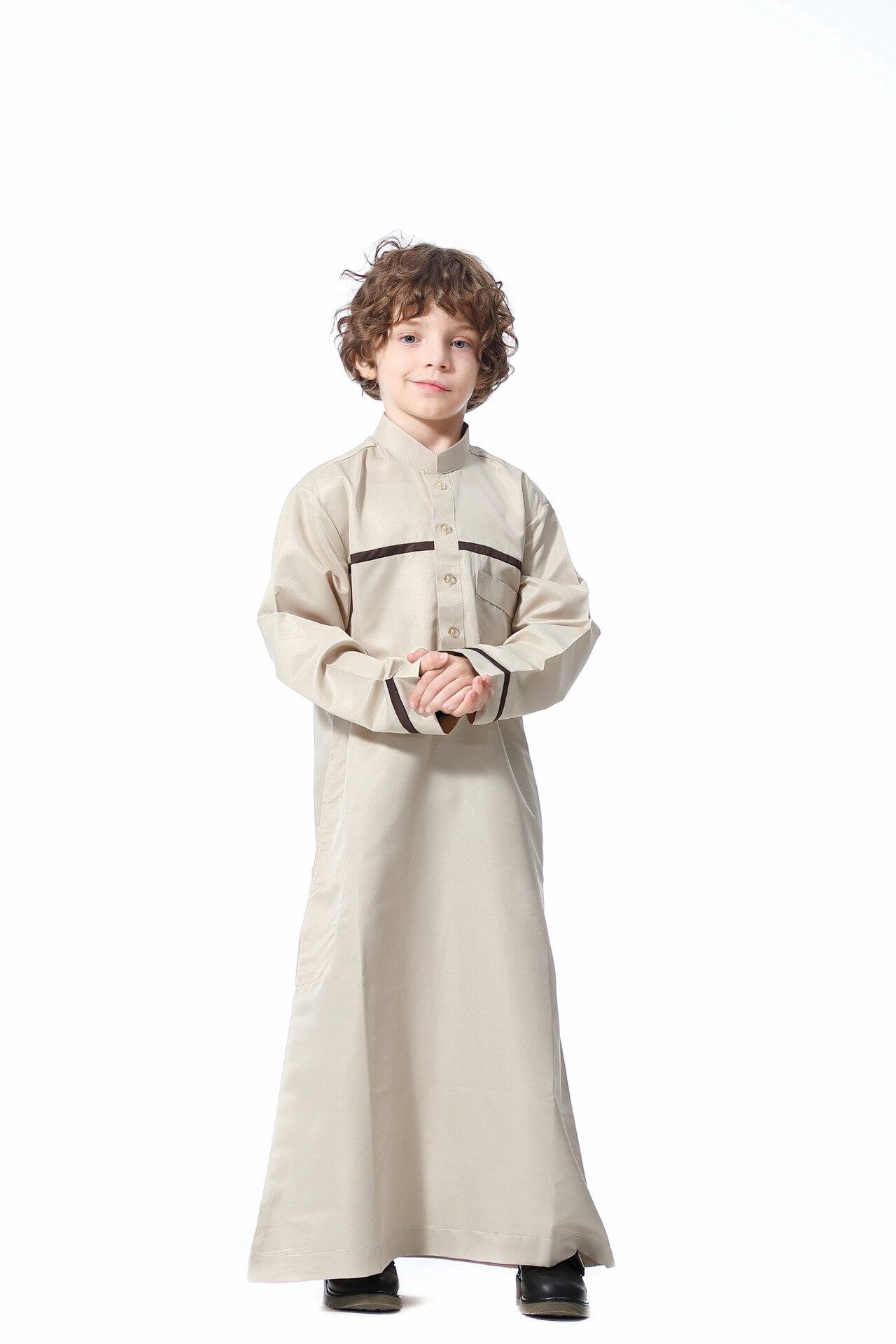 Арабская молодежная одежда, мусульманская одежда Hui, национальная одежда Dubia, Высококачественная абайя кафтан, Саудовская Аравия, Мужская ...