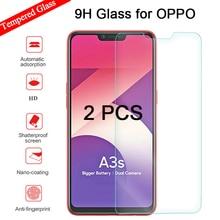 Protecteur décran 9H HD pour Realme C2 C1 verre de protection pour Realme 3i 3 2 Pro 1 verre trempé pour OPPO Realme X U1