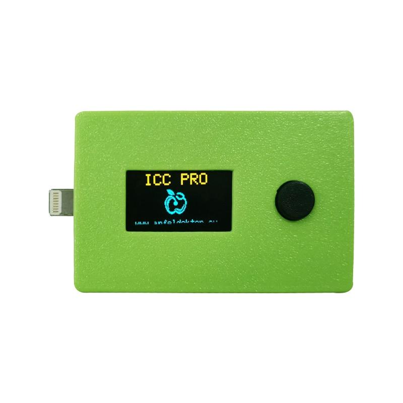 Prueba ICC PRO, probador TRISTAR Dock Flex, prueba IC
