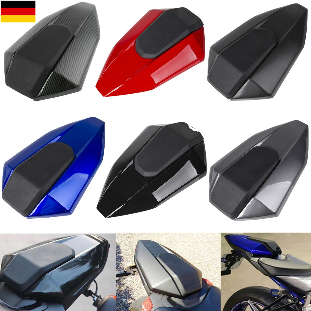 Motorcycle Rear Seat Cowl Cover Painted Fairing Pillion For Yamaha FZ-07 MT-07 MT07 FZ07 MT 07 FZ 07 2013 2014 2015 2016 2017 US