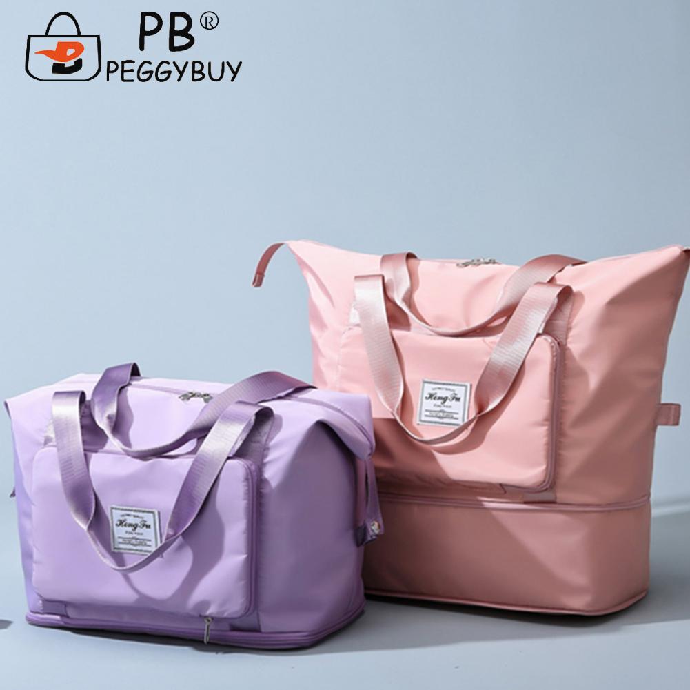 Складные дорожные сумки, женские тренировочные сумки, деловые дорожные сумки, органайзер для одежды, уличный инструмент для хранения