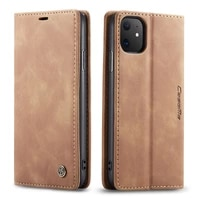 caseme flip leather case for iphone 12 mini 11 pro xs max x xr wallet card cover for iphone se 2020 8 7 6 6s plus 5 5s se coque