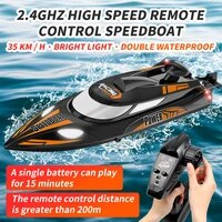 2021 new high speedboat 35kmh water cooling system design rechargeable waterproof cover design rtr 25 minutes