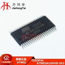 100% novo & original ATMEGA16HVB-8X3 mcu 8bit 16kb flash 44tssop em estoque