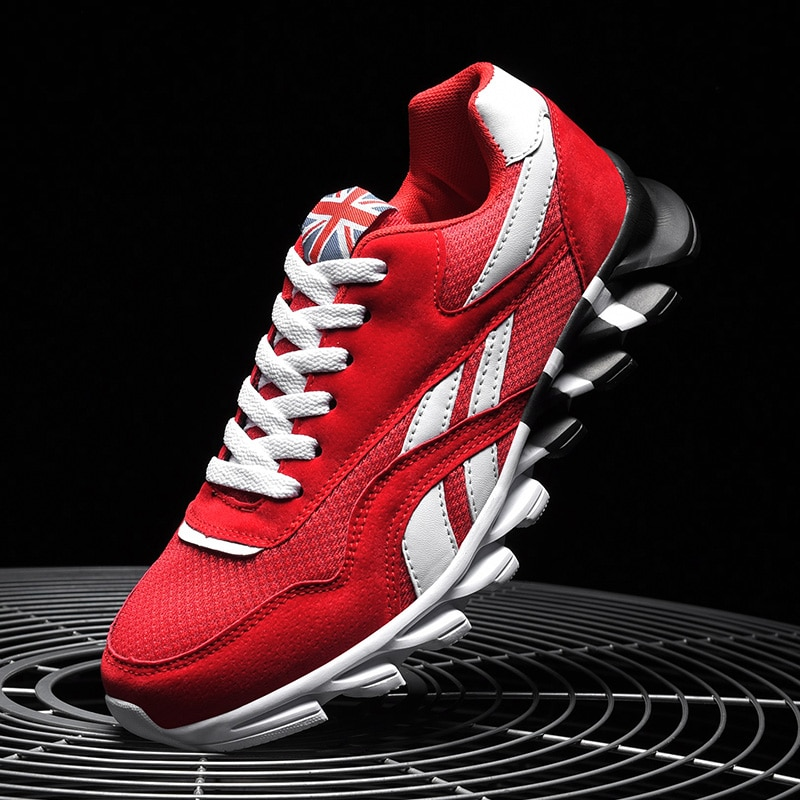 Damyuan hombres ligero Casual zapatos a prueba de golpes a prueba la falta a transpirable zapatillas de hombre de gran tamaño 46 caminando gimnasio zapatos de hombre