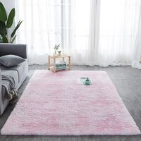 tie dye printed gradient carpet comfortable and beautiful many colors many styles simplicity durable suitable for many occasions