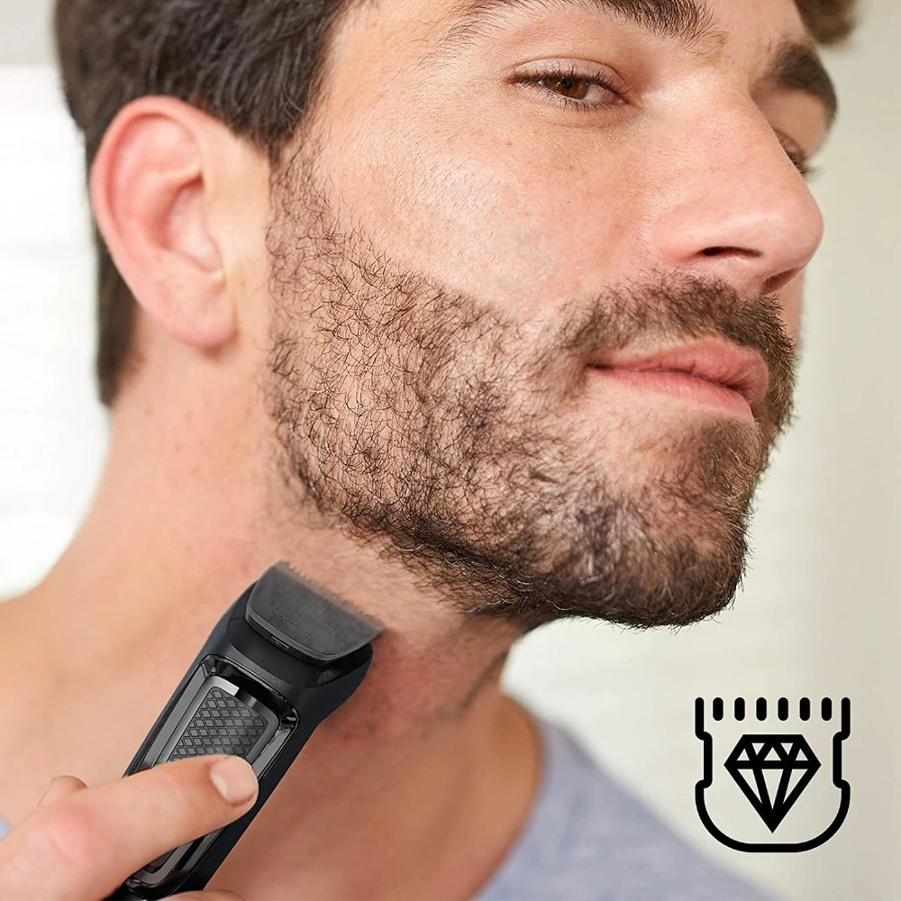 Philips MG3720 7 in 1 Rechargeable Electric Shaver Hair Clipper Beard Trimmer Cordless Washable Waterproof Razor for Men enlarge