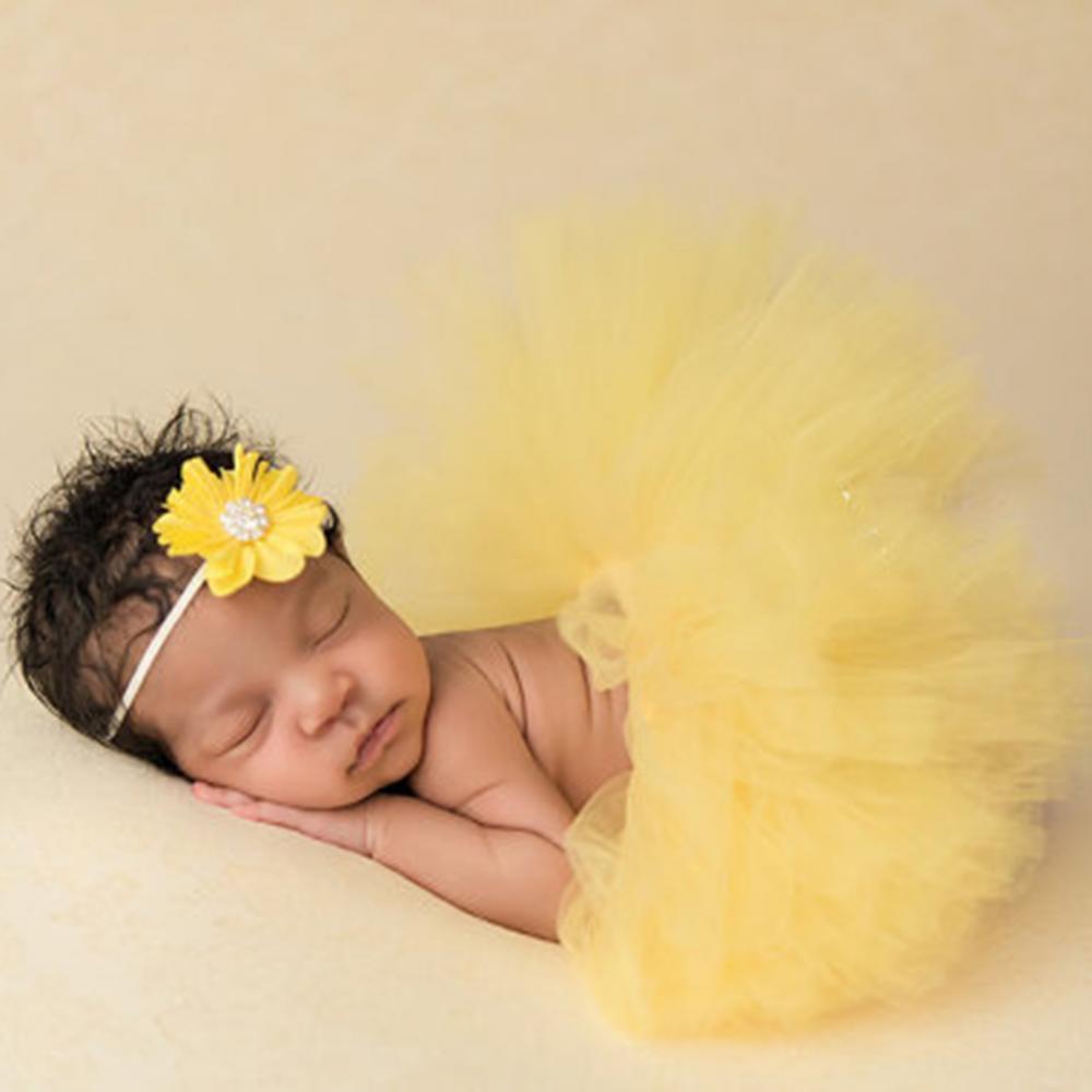 Горячая Распродажа Модная стильная повязка на голову с буфами для новорожденных девочек Цветочная повязка реквизит для студийной фотосъем...