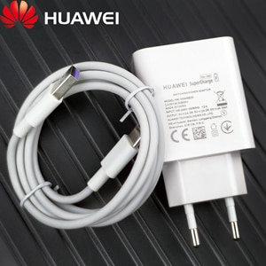 Original Huawei Mate 30 Pro SuperFast Charger Quick Type-c cable 5A EU Charging adapter For Mate 40 20 10 9 P30 Pro P20 P10 V20