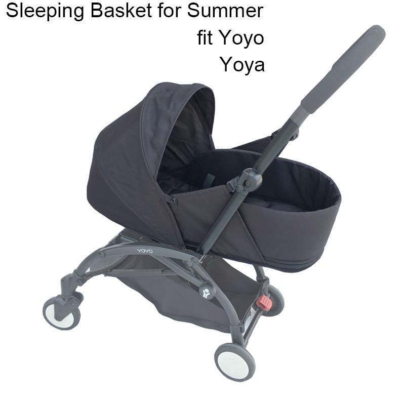 عربة أطفال إكسسوارات لحديثي الولادة سلة نوم للأطفال من Babyzen يويو يويا كرسي دفع للأطفال الرضع إصدار صيفي