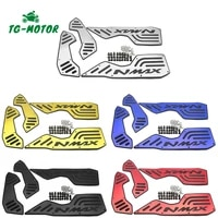 tg motor motorcycle nmax125 150 155 footrest footrests foot steps plate pegs for yamaha n max nmax155 nmax125 nmax150 2020 2021