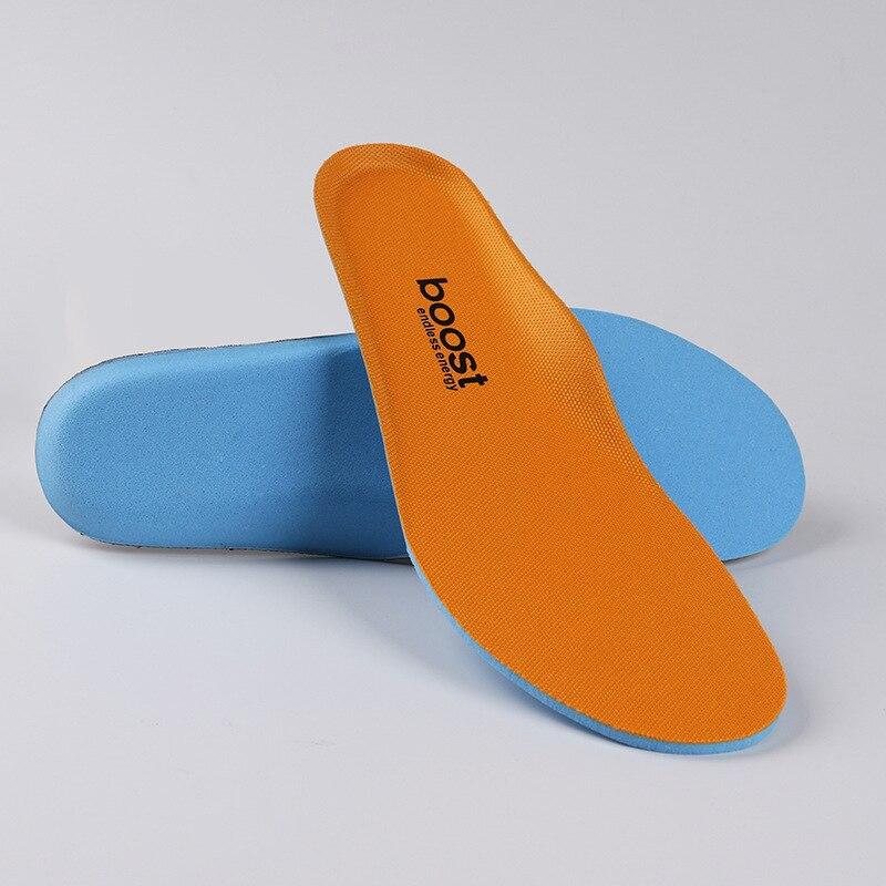 Almohadilla de zapatilla de alta calidad, cojín de alivio de choque, transpirable, pie cómodo, plantilla para aliviar el dolor, hijo y mujer en general