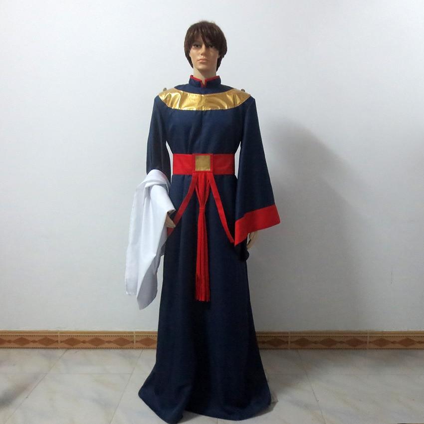 Saint Seiya, uniforme de SAGA de la leyenda del templo, disfraz personalizado para Halloween, Navidad, cualquier talla