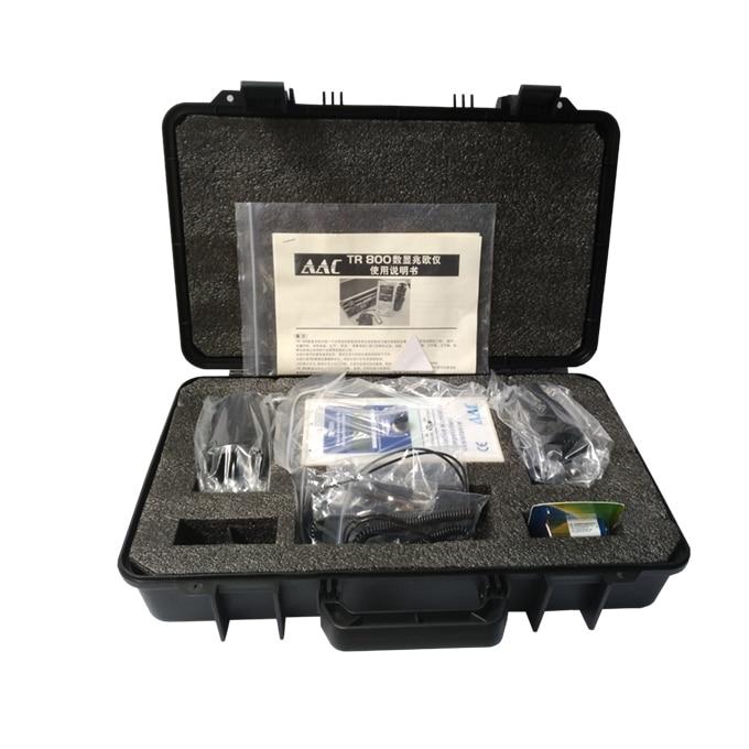 جهاز اختبار مقاومة السطح الرقمي عالي الجودة ، مقياس مقاومة السطح مع شاشة LCD