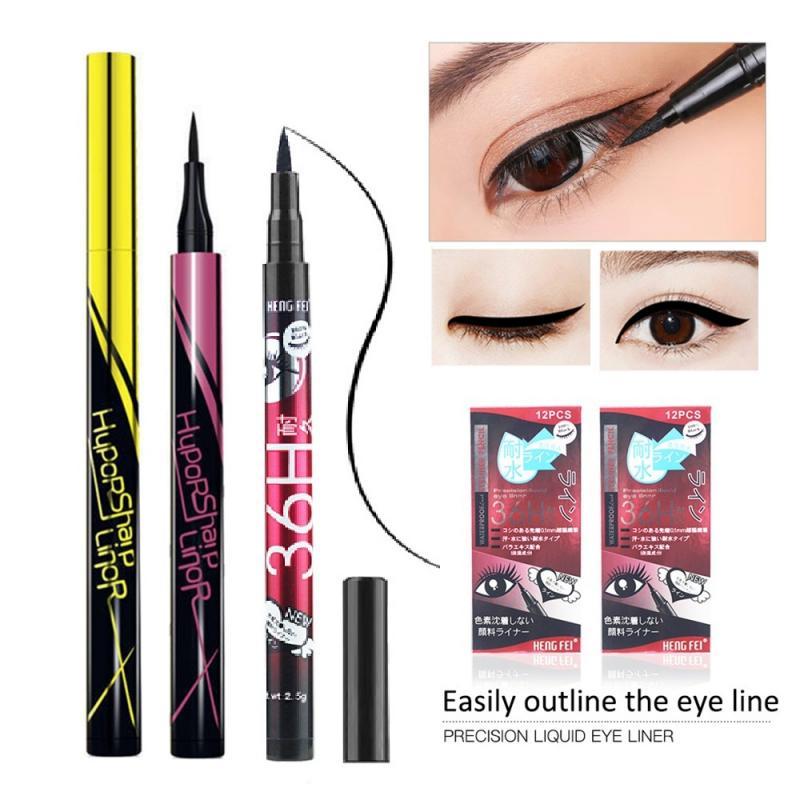 Фото - Карандаш для подводки глаз, быстросохнущая жидкая подводка для глаз, Водостойкий карандаш для макияжа, 36H, TSLM1 nyx карандаш для глаз